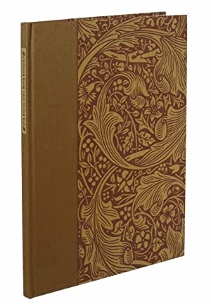 ANOTHER BOOK THAT NEVER WAS. William Morris, Charles Gere, The House of the Wolflings
