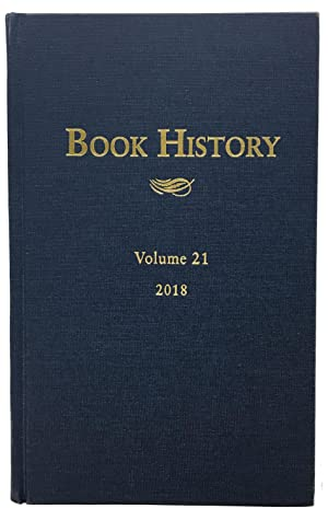 BOOK HISTORY. Volume 21. 2018