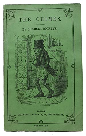 Charles Dickens - The Chimes - First Edition - Seller-Supplied