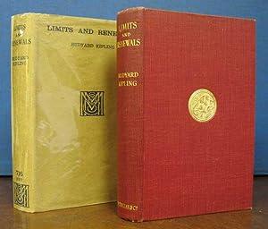 LIMITS And RENEWALS: Kipling, Rudyard [1865