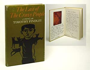 THE LAST OF THE CRAZY PEOPLE: Findley, Timothy