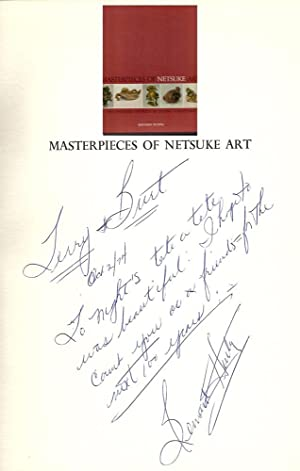 MASTERPIECES OF NETSUKE ART: One Thousand Favorites of Leading: Hurtig, Bernard