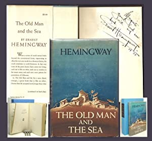 THE OLD MAN AND THE SEA. Signed: Hemingway, Ernest
