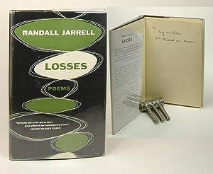 LOSSES. Signed: Jarrell, Randall