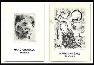 MARC CHAGALL GRAPHIK I & MARC CHAGALL: Chagall, Marc