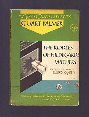 THE RIDDLE OF HILDEGARDE WITHERS: Palmer, Stuart