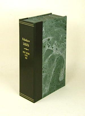 LOLITA. Custom Collector's Clamshell Case.: Nabokov, Vladimir
