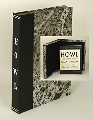 HOWL AND OTHER POEMS. Custom Clamshell Case.: Ginsberg, Allen