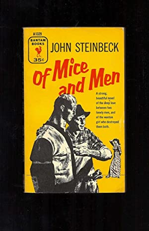 OF MICE AND MEN: Steinbeck, John.