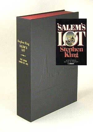 SALEM'S LOT. Custom Clamshell Case Only: King, Stephen