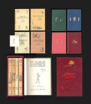 THE POOH BOOKS: WHEN WE WERE VERY: Milne, A. A.
