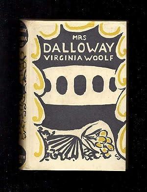 MRS. DALLOWAY: Woolf, Virginia.