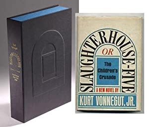SLAUGHTERHOUSE-FIVE Custom Clamshell Case Only.: Vonnegut, Kurt.