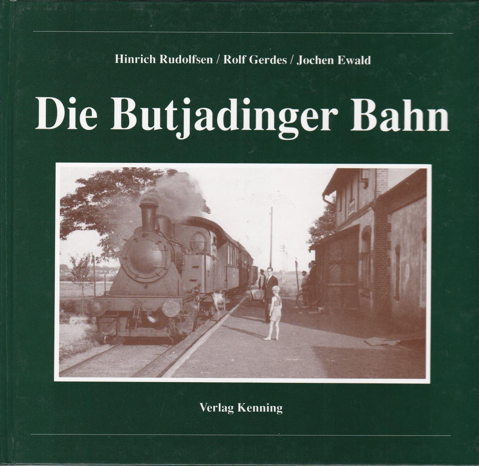 Die Butjadinger Bahn