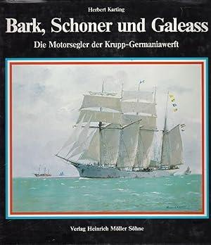 Bark, Schoner und Galeass - Die Motorsegler: Karting, Herbert