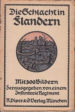 Die Schlacht in Flandern - 307 Bilder aus dem Bereich Diksmuide, Houthulft, Poelkappelle, Langemark...