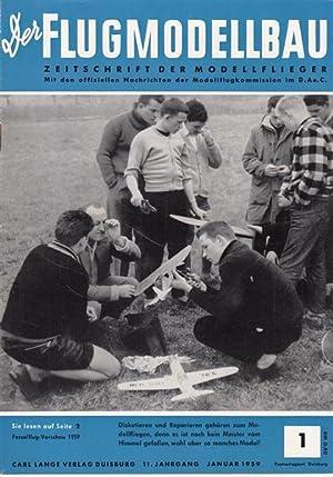 Der Flugmodellbau - Zeitschrift der Modellflieger : Gymnich, Alfried (Hrsg.)