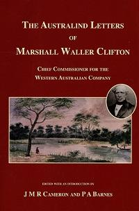 The Australind Letters of Marshall Waller Clifton