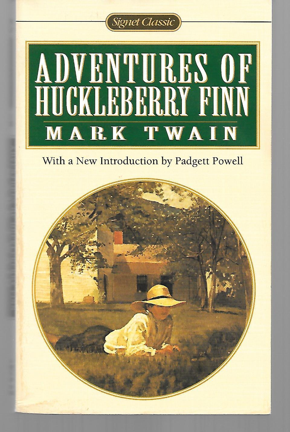 adventures of huckleberry finn essay pap in adventures of  adventures of huckleberry finn by twain abebooks