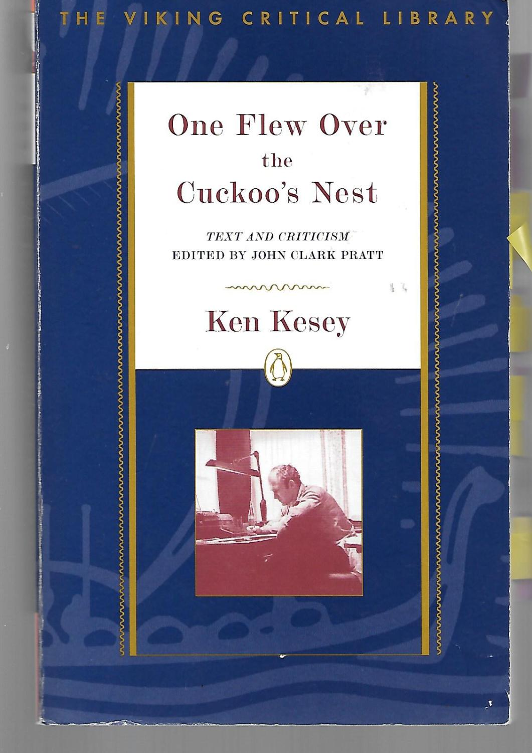 one flew over the cuckoo s nest not cliffsnotes not sparknotes by one flew over the cuckoo s nest not cliffsnotes not sparknotes by ken kesey