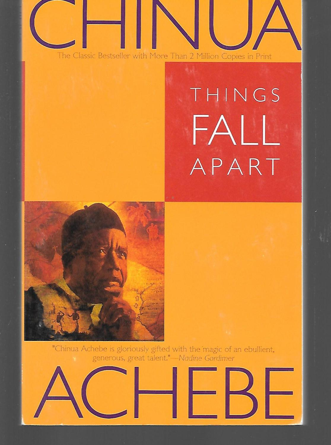 things fall apart by chinua achebe abebooks