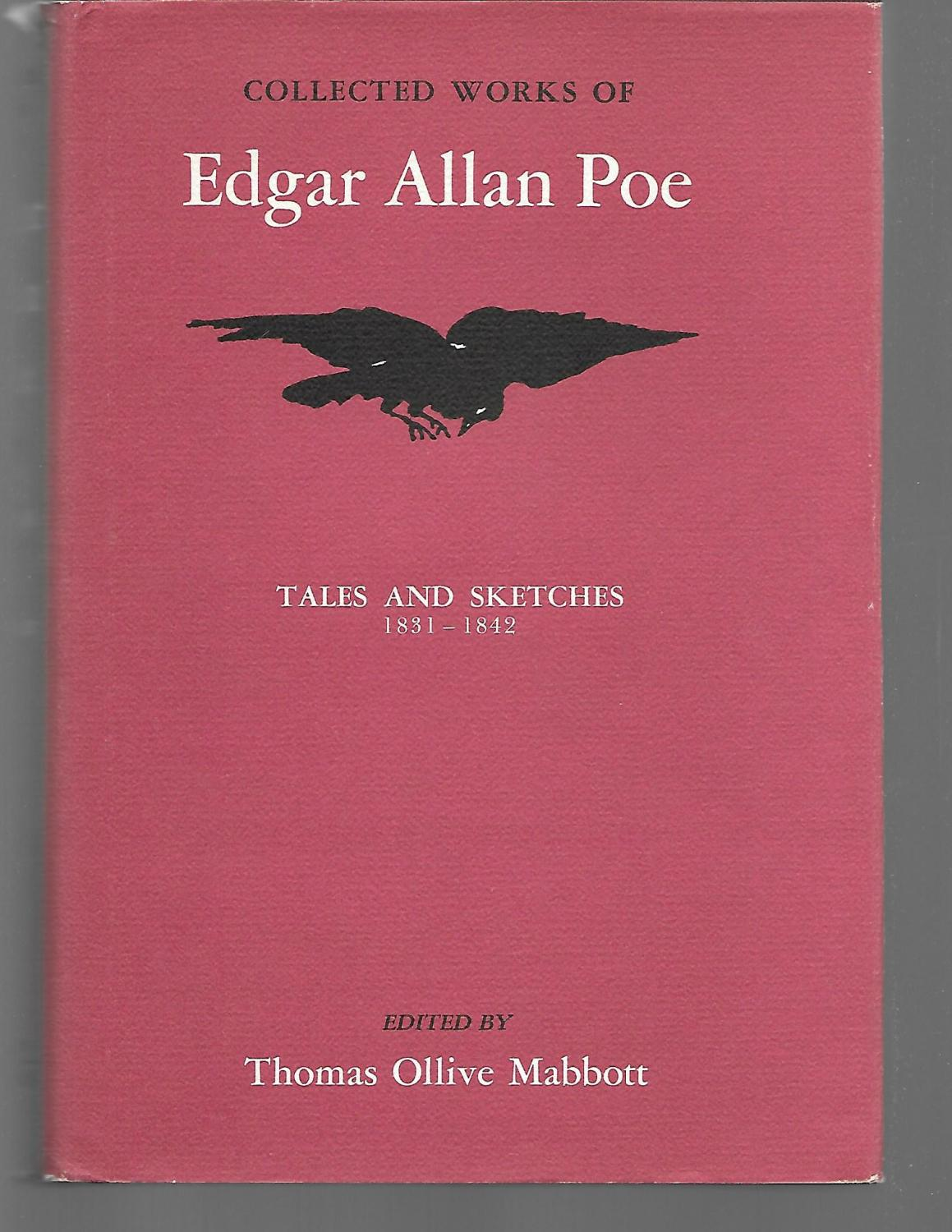 an interpretation of edgar allan poes different works Poe's short stories edgar allan poe that he exceeded in a number of different types of trademark that would identify it as being a work by edgar allan.