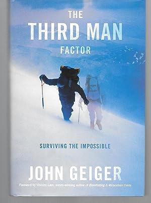 The Third Man Factor ( Surviving The: John Geiger