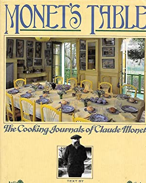 Monet's Table ( The Cooking Journals Of: Claire Joyes (