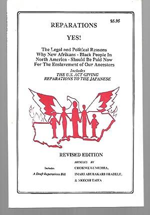 Reparations Yes! ( The Legal And Political: Chokwe Lumumba, Imari