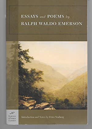 ralph waldo emerson abebooks essays and poems ralph waldo emerson