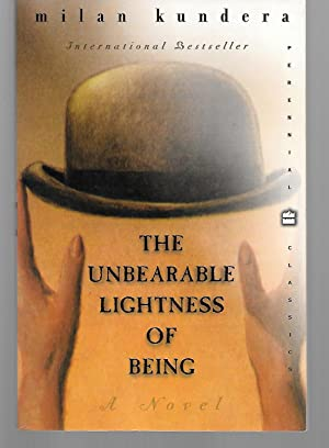unbearable lightness of being essay Kimbrell: the unbearable lightness of being and history 67 definition of an existential situation from the philosopher heidegger's.