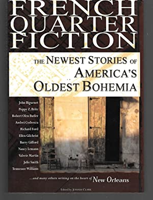 French Quarter Fiction ( The Newest Stories: Robert Olen Butler,
