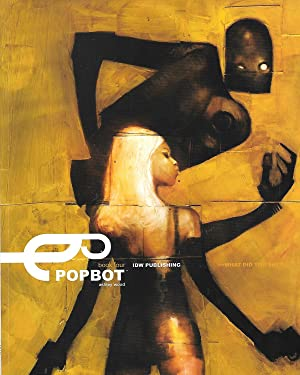 Popbot Book Four: Ashley Wood