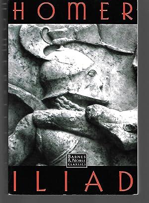 Iliad: Homer
