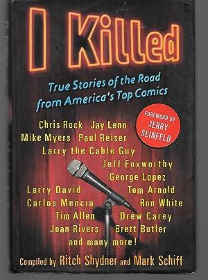 I Killed: Chris Rock, Jay