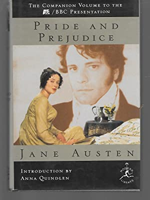 Pride And Prejudice ( Companion Volume To: Jane Austen