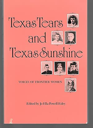 Texas Tears And Texas Sunshine ( Voices: Jo Ella Powell