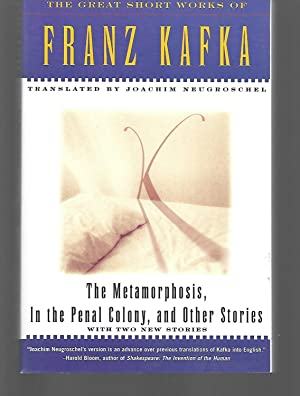 The Great Short Works Of Franz Kafka: Franz Kafka