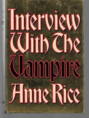 Interview With The Vampire: Anne Rice