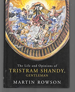 the life and opinions of tristram shandy,: martin rowson