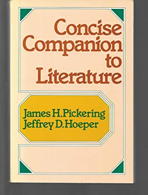 concise companion to literature: james pickering and