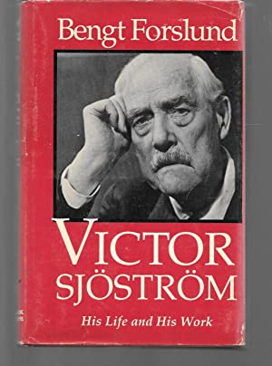 victor sjostrom his life and his work: bengt forslund (