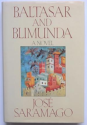 Baltasar and Blimunda: Saramago, Jose
