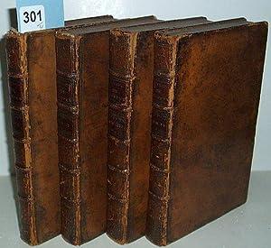 Oeuvres de Mr. de Maupertuis. Nouvelle edition, corrigée & augmentée. 4 Vols.: ...