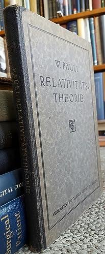 Relativitätstheorie. Sonderabdruck aus der Encyklopädie der mathematischen Wissenschaften...