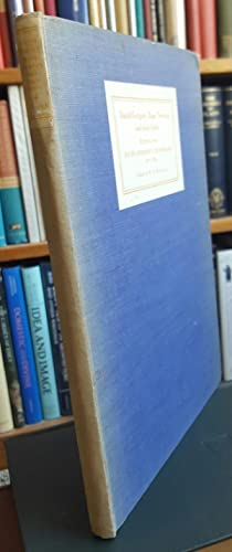 David Gregory, Isaac Newton and their Circle. Extracts from David Gregory's Memoranda 1677-...