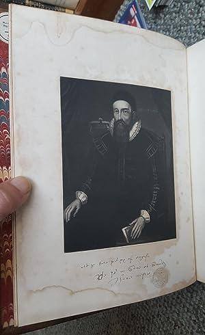 De Arte Logistica Joannis Naperi . Libri Qui Supersunt.: NAPIER, John (1550-1617):