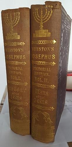 The Works of Flavius Josephus . .: FLAVIUS JOSEPHUS (37-c.100);
