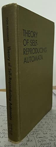 Theory of Self-Reproducing Automata. Edited and Completed by Arthur W. Burks.: Von NEUMANN, John (...