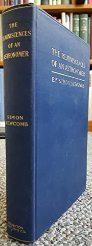 Reminiscences of an Astronomer.: NEWCOMB, Simon (1835-1909):